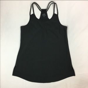 Athleta Black Tank Top